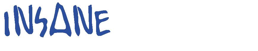 insane insomnia pakohuone logo